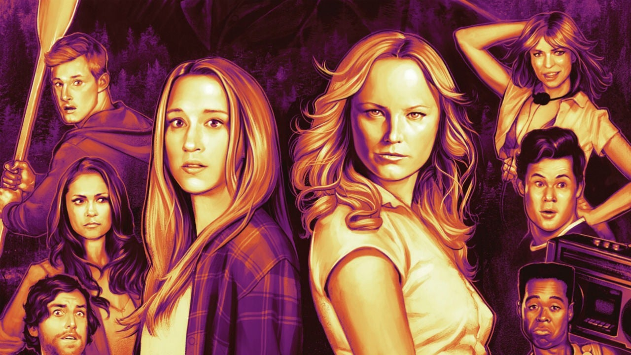 Bad Girl Wallpaper Mobile The Final Girls Review Ign