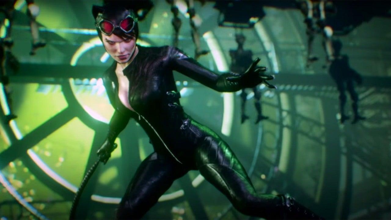 Ps3 Animated Wallpaper Catwoman S Revenge Dlc Announced For Batman Arkham Knight