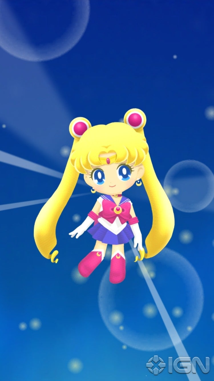Fall Screen Wallpaper 19 Images From The Adorable New Sailor Moon Game Ign