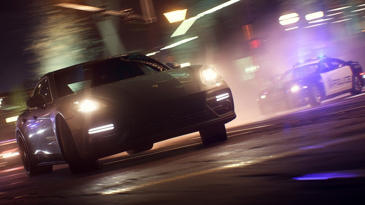 Wallpaper Muscle Car Hd Need For Speed Payback Looks Faster More Furious Ign
