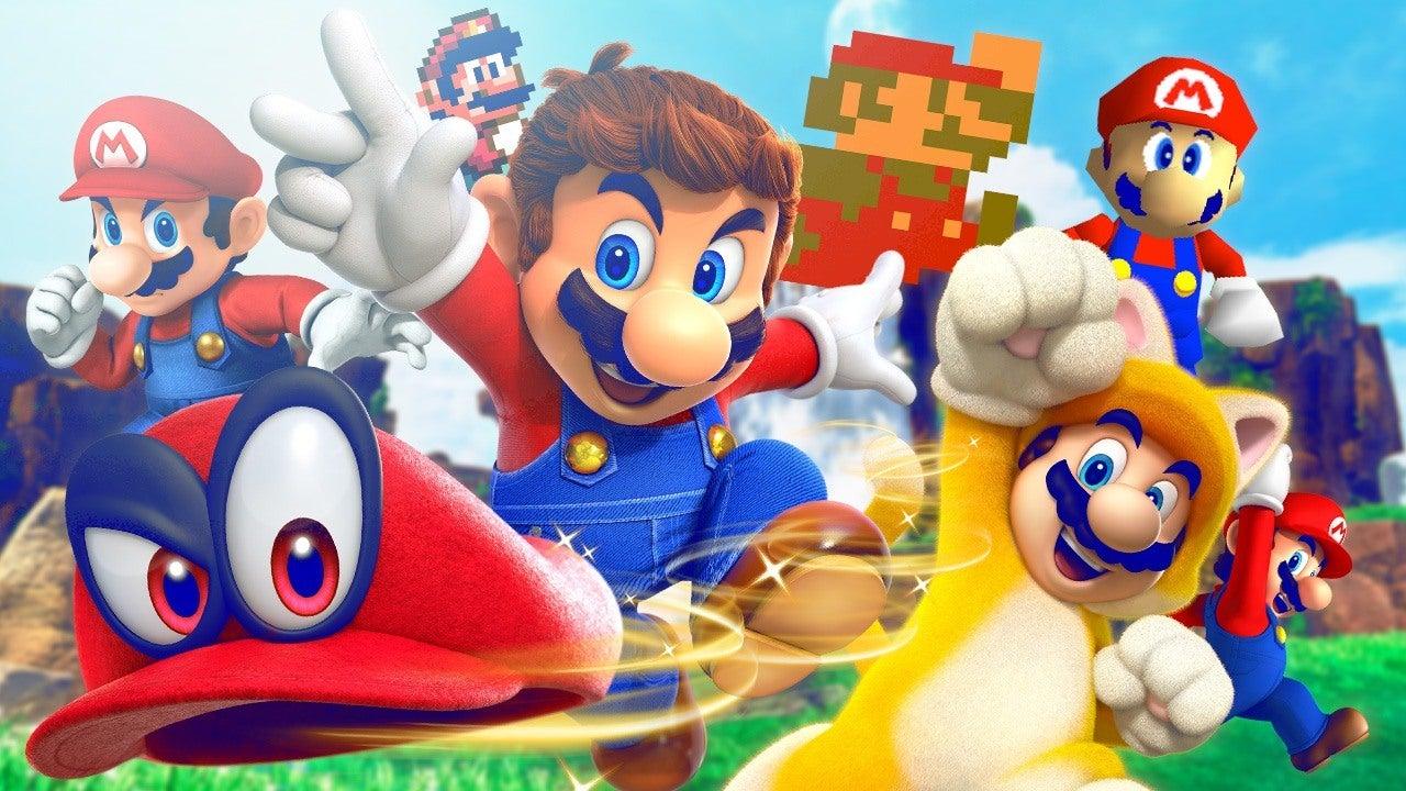 Mass Effect Animated Wallpaper Comic Con 2017 Nintendo To Have Super Mario Odyssey