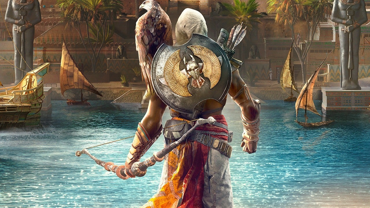God Of War Mobile Wallpaper Hd 1080p Assassin S Creed Origins Will Have The Series First