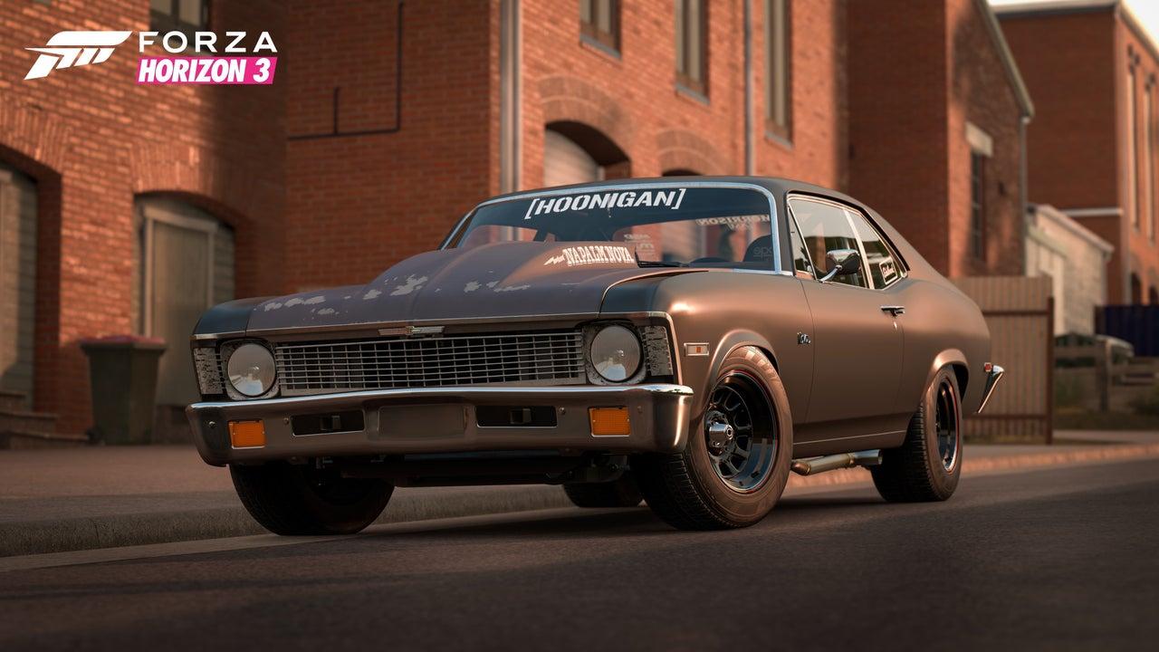 Gymkhana 7 Car Wallpaper Hoonigan Car Pack Coming To Forza Horizon 3 Forza