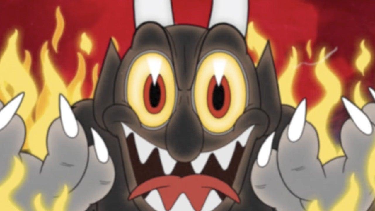 Diablo Wallpaper Hd Gamescom 2017 I Barely Beat The Easiest Level Of Cuphead