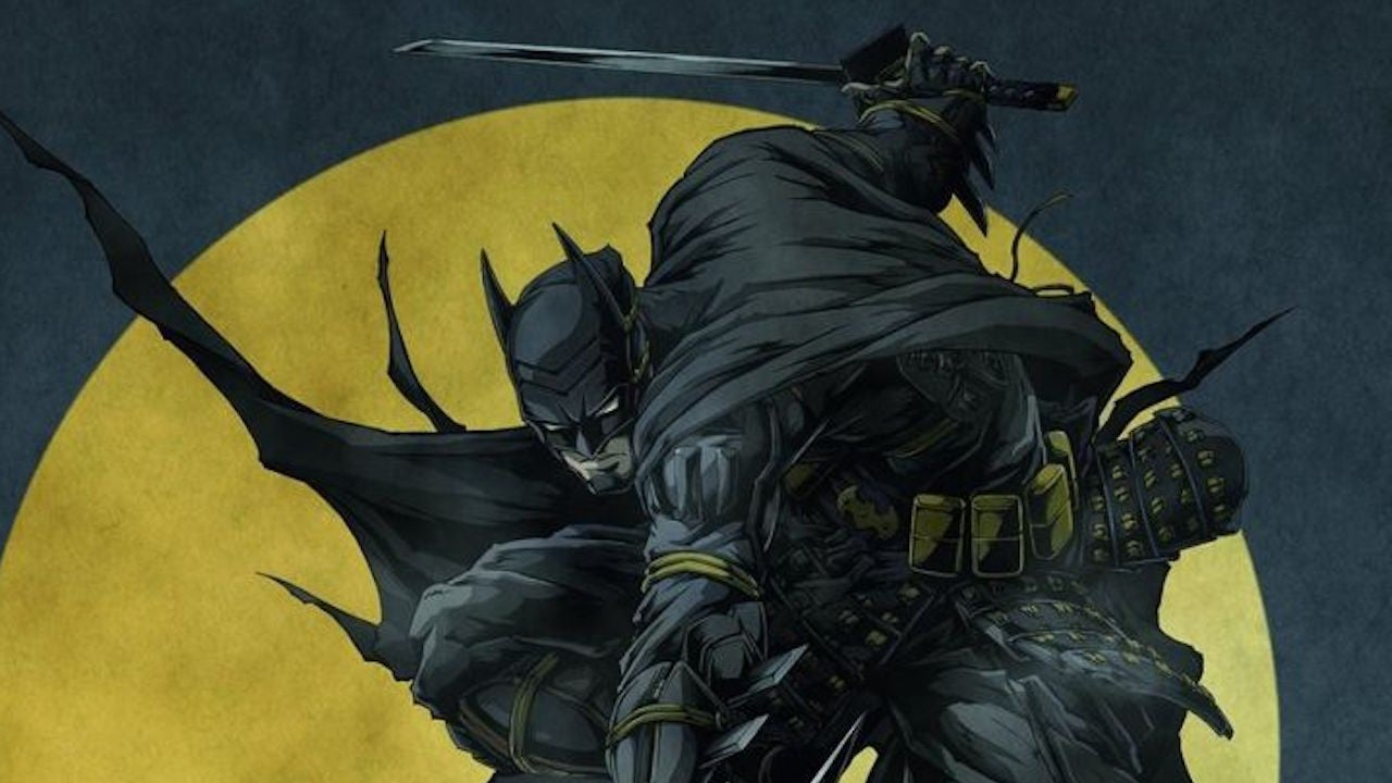 Black Ops 3 Wallpaper Batman Ninja First Poster Revealed For Upcoming Anime