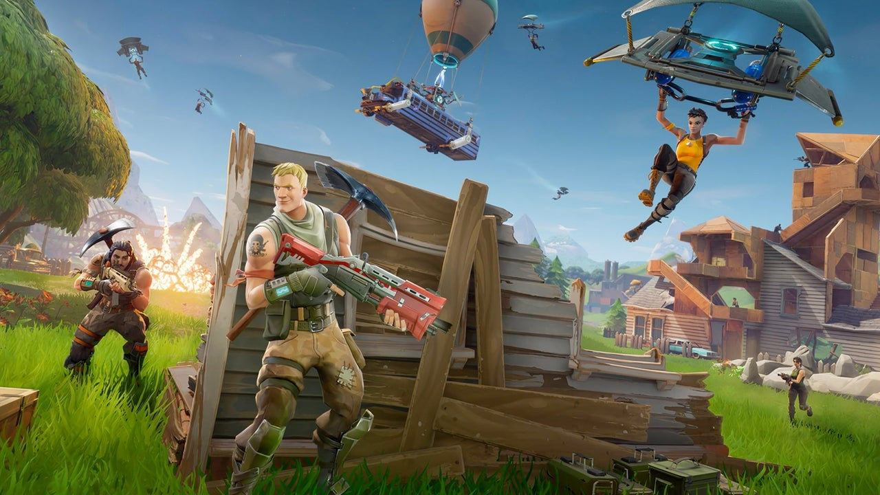 Cuisine Royale Guide Fortnite Battle Royale Review Ign