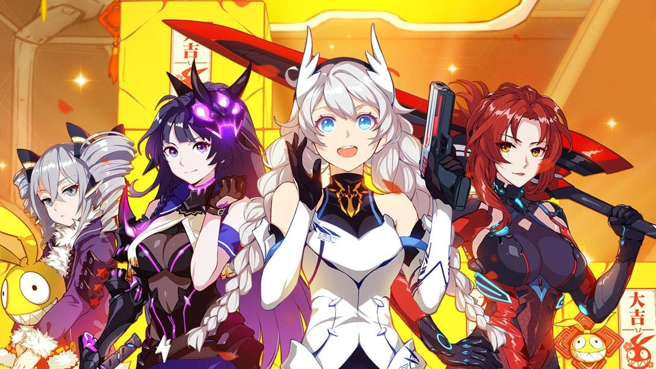 Call Of Duty Black Ops Wallpaper Honkai Impact 3rd Big In Japan Coming To America Ign