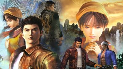 Shenmue 1 and 2 Being Re-Released on PS4, Xbox One, and PC - IGN
