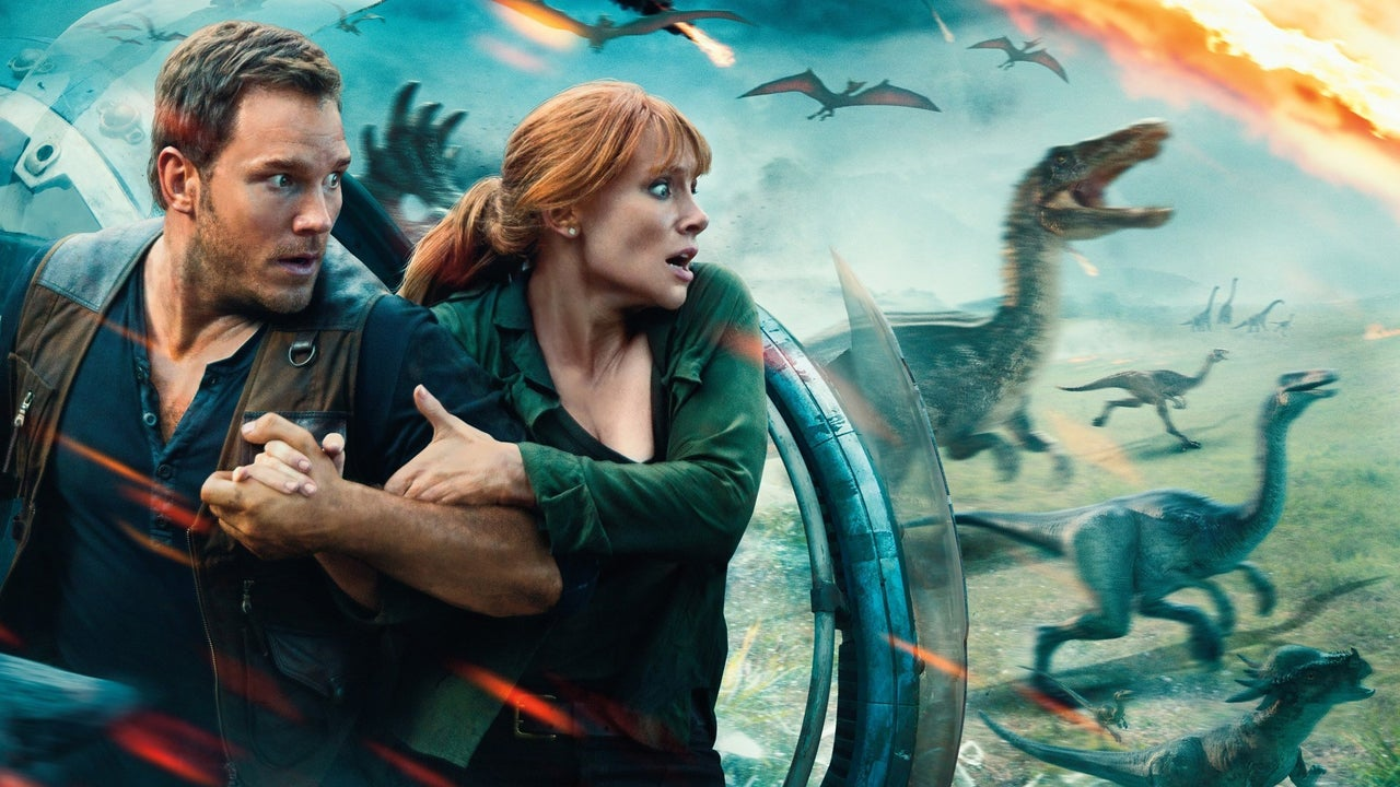 Box Office World Breaking Down Jurassic World Fallen Kingdom S Second Weekend At