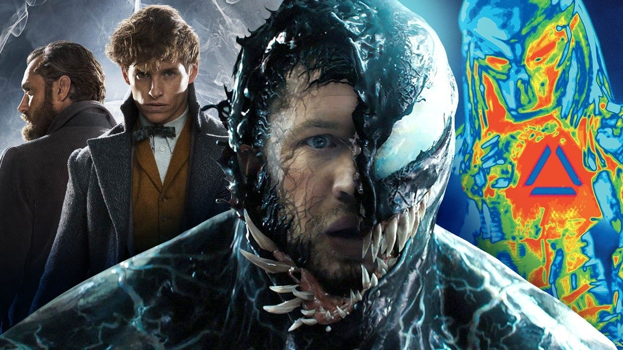 24 Movie Venom And 24 More Geek Movies Still To Come This Year Ign
