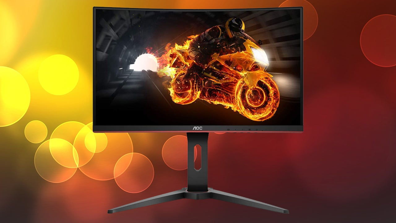Aoc Monitor Aoc C27g1 Curved Gaming Monitor Review - Ign