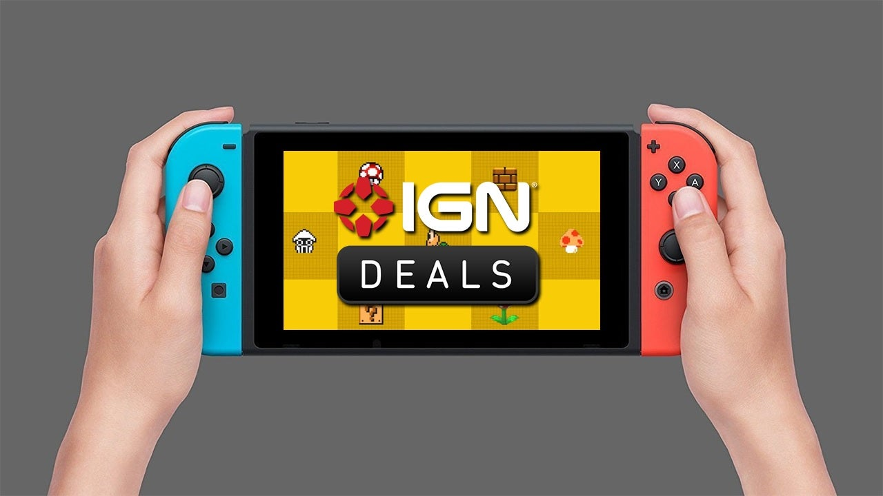 Black Friday Top Angebote Daily Deals Black Friday Deal Nintendo Switch For 269 99 Ign
