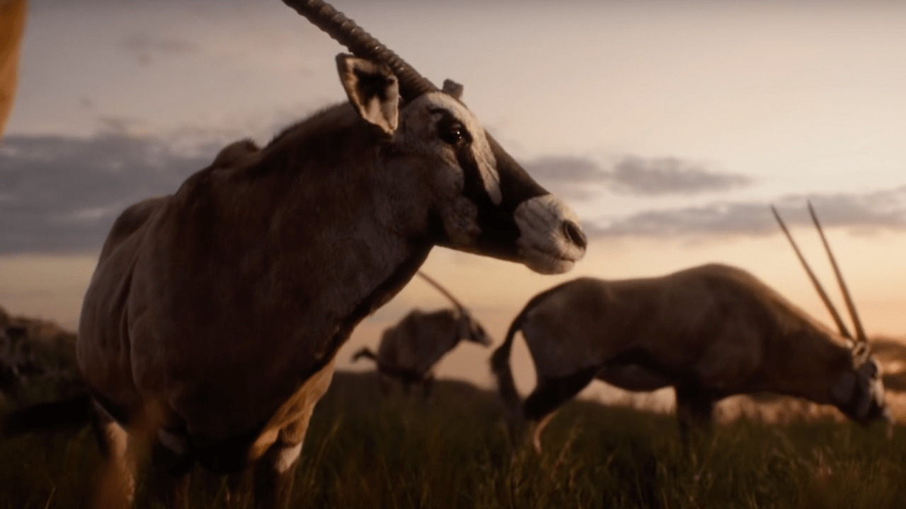 the lion king movie trailer comparison beasts