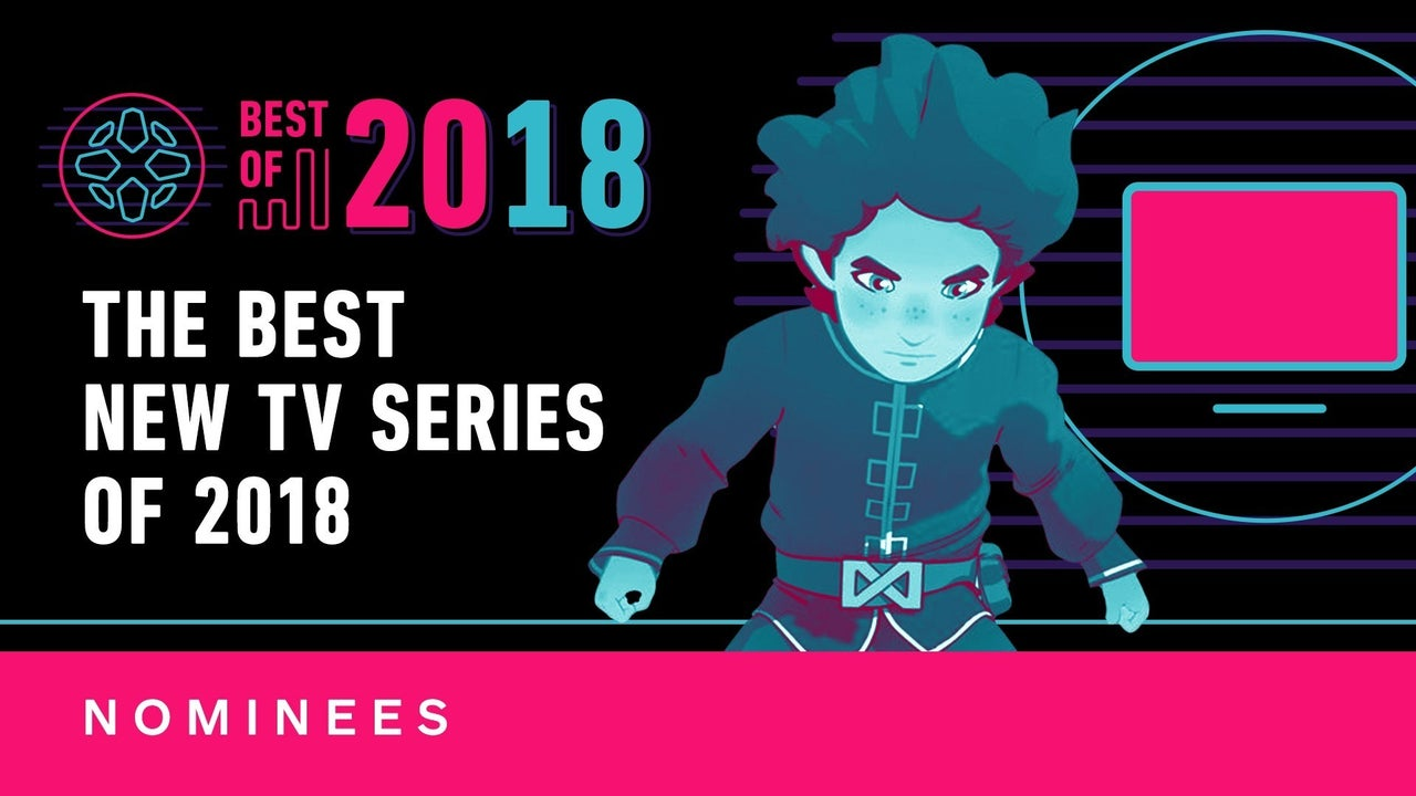 Television Series Of Best New Tv Series Of 2018 Ign
