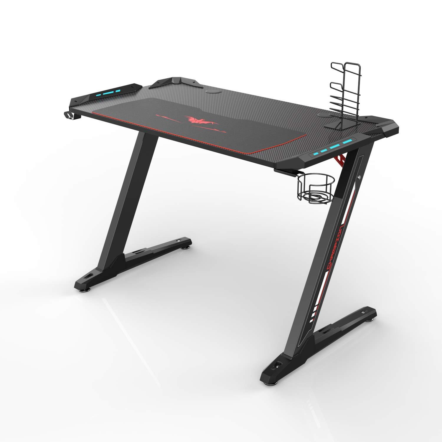 Pc Gaming Desk The Best Pc Gaming Computer Desks 2019 Ign