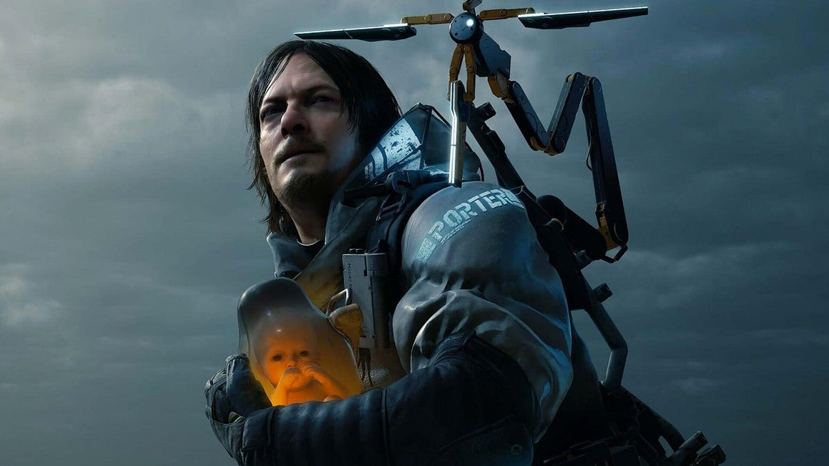 Death Stranding Review Ign