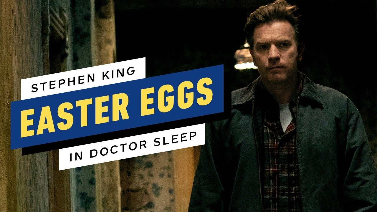 Flipboard Doctor Sleep All The Shining Easter Eggs And Stephen King References Ign