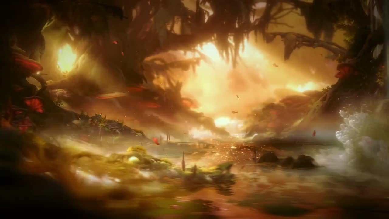 Halloween Wallpaper Hd Ori And The Will Of The Wisps Launch Trailer E3 2017