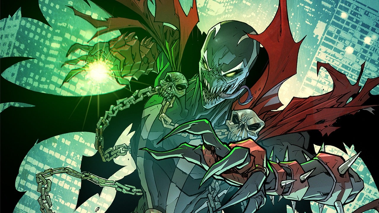 Ps3 Animated Wallpaper Todd Mcfarlane Talks Spawn S New Direction Ign Video