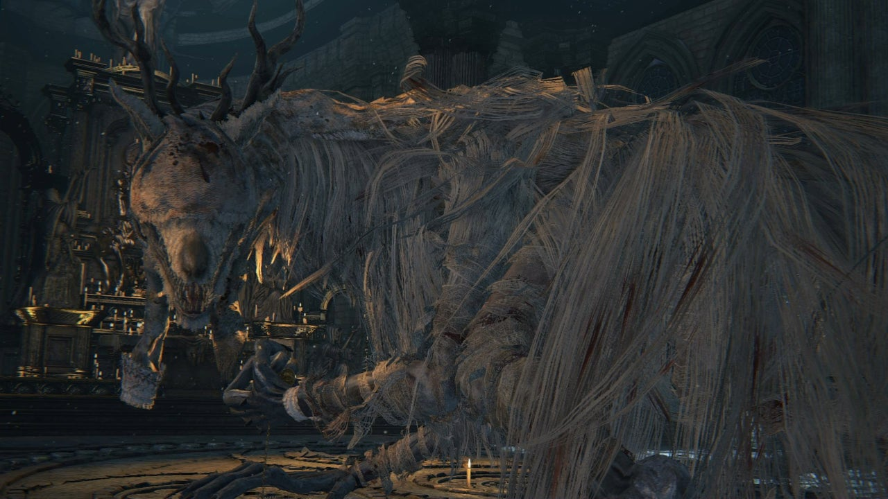 Animated Watch Wallpaper For Mobile Vicar Amelia Boss Fight Bloodborne Walkthrough Part