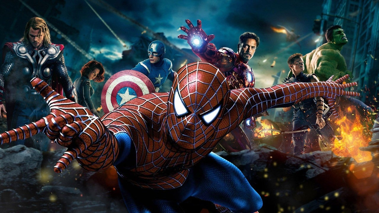 Spider Man 3d Live Wallpaper What Spider Man Would Look Like In Avengers Age Of Ultron