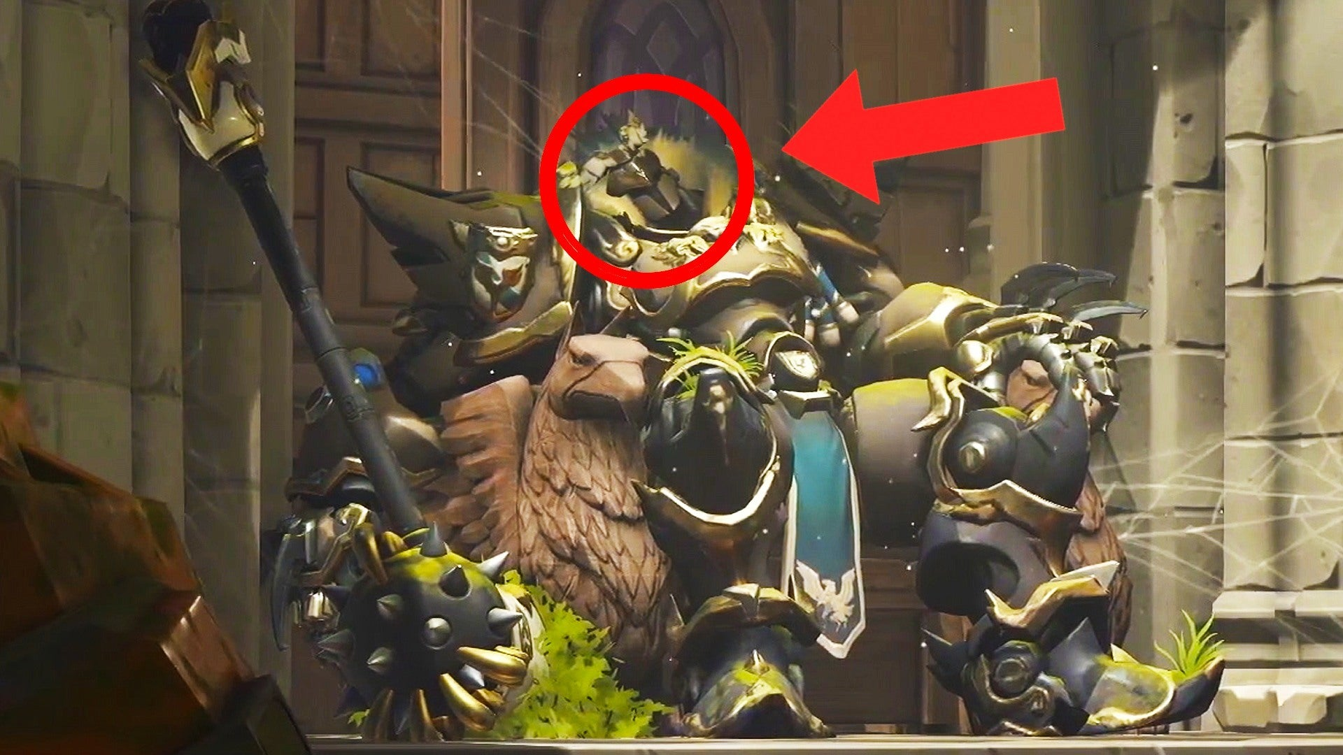 Ps3 Animated Wallpaper Overwatch 17 Things You Missed In The Eichenwalde Trailer