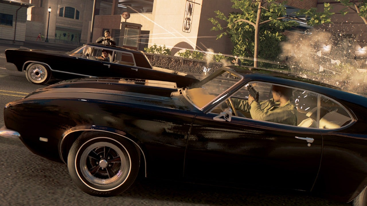 Gta 5 Cars Wallpaper Download 5 Minutes Of Mafia 3 Car Bombs And Police Chases Ign Video