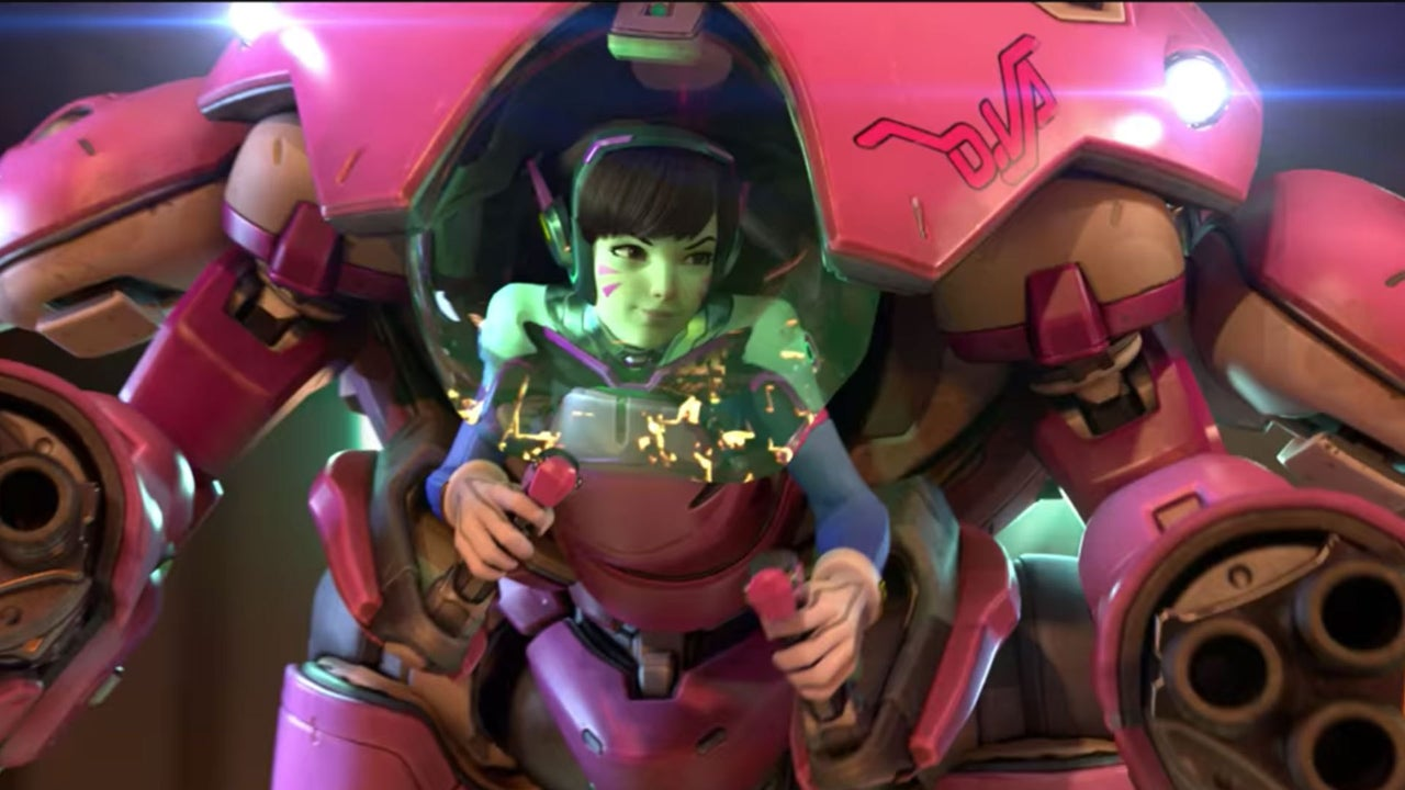 Dev Hd Wallpaper Overwatch Dva Gameplay From Heroes Of The Storm 1080p
