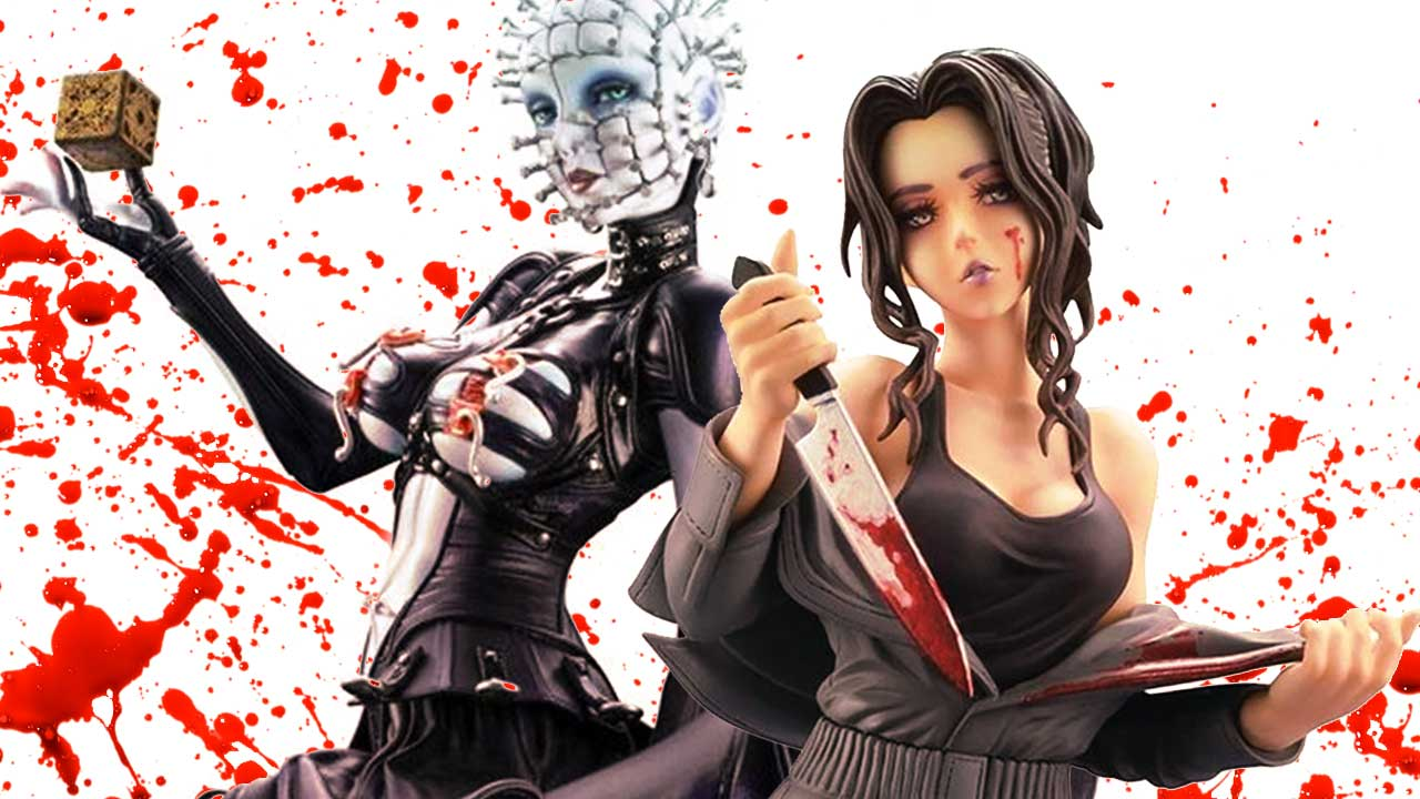 Cute Arabic Girl Wallpaper Sexy Anime Figures Of Terrifying Horror Icons Are A Thing