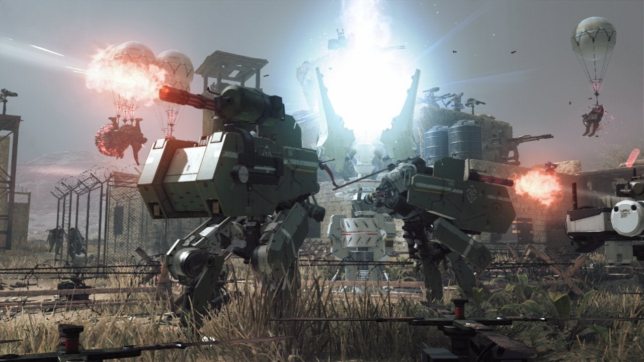 Metal Pc Metal Gear Survive Ign