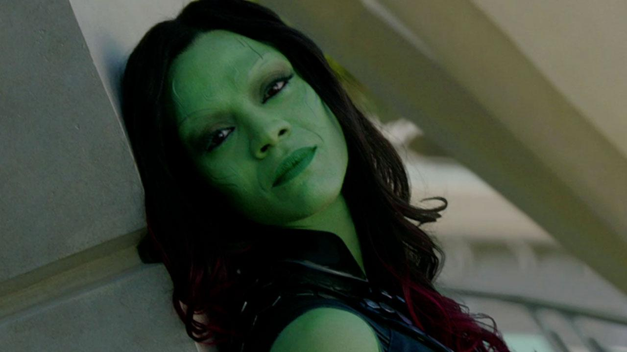 Girl Tshirts Hd Wallpaper Guardians Of The Galaxy Gamora Featurette Ign Video