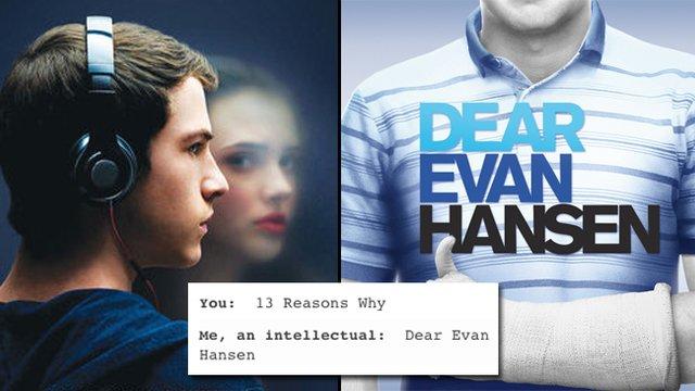 Dear Evan Hansen Quotes Wallpaper 17 Dear Evan Hansen Memes That Will Either Make You