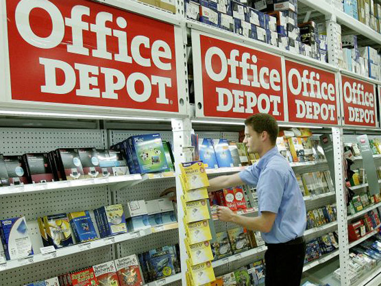 Office Depot debuts new store concept Retail Leader