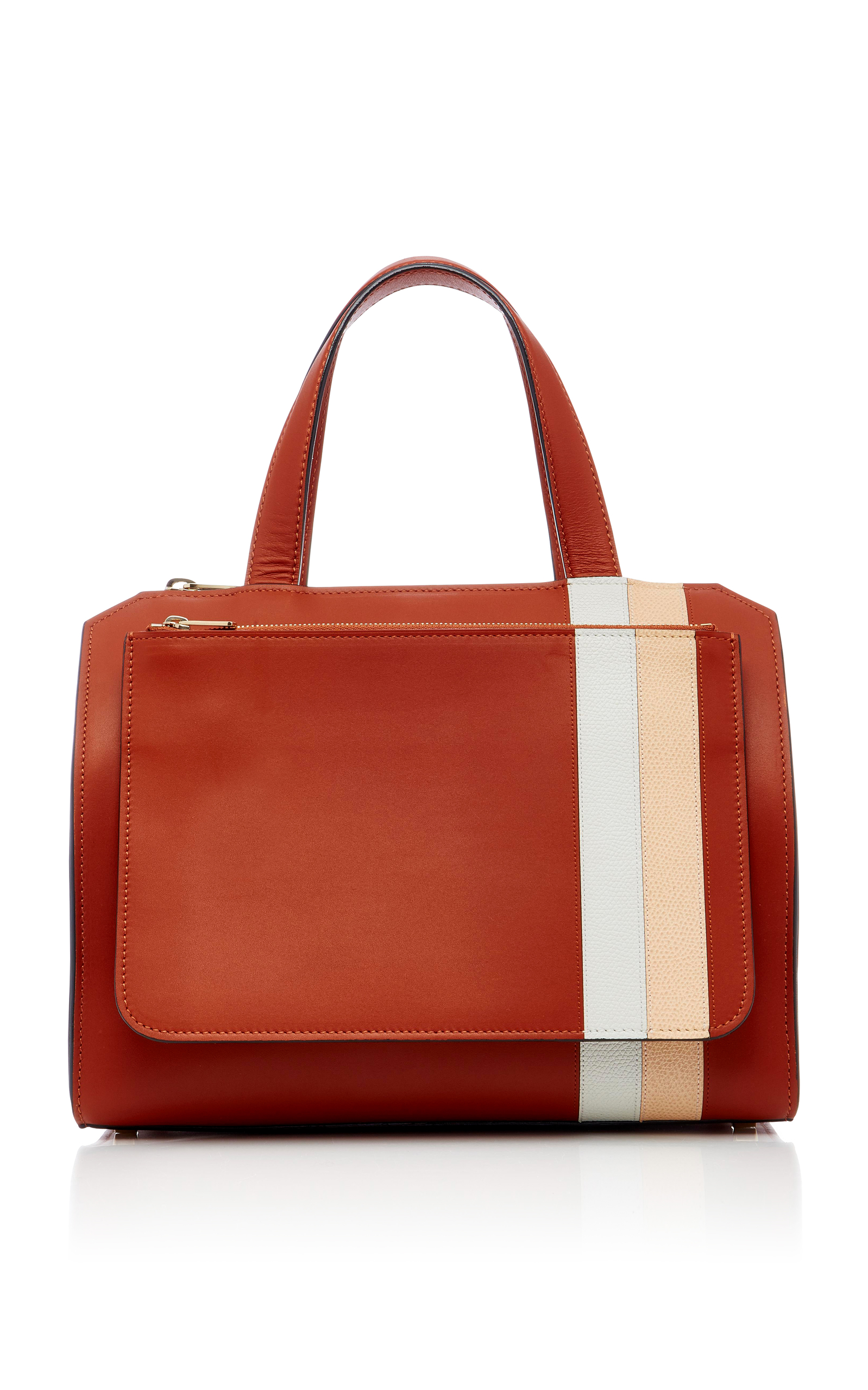 Foto Passepartout Linea Toothpaste Passepartout Leather Bag