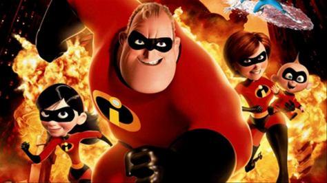 The Incredibles 2 iniciará exactamente donde se quedó la parte uno