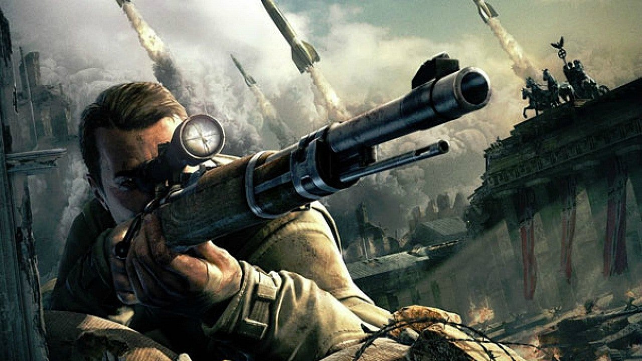 Awesome Wallpapers Girl Sniper Save Winston Churchill In Sniper Elite 3 S New Dlc Ign
