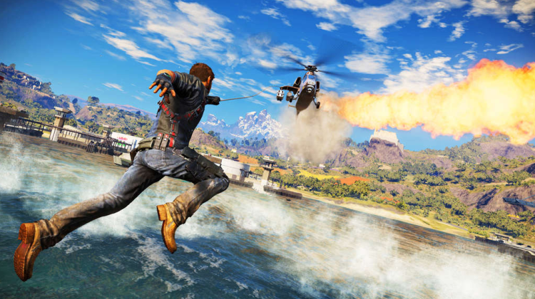 трейлер Just Cause 3