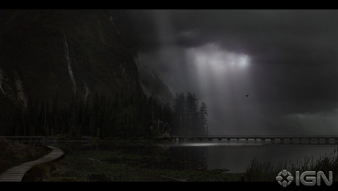 Think Different Wallpaper Hd P T Spiritual Successor Allison Road Reveals Dark