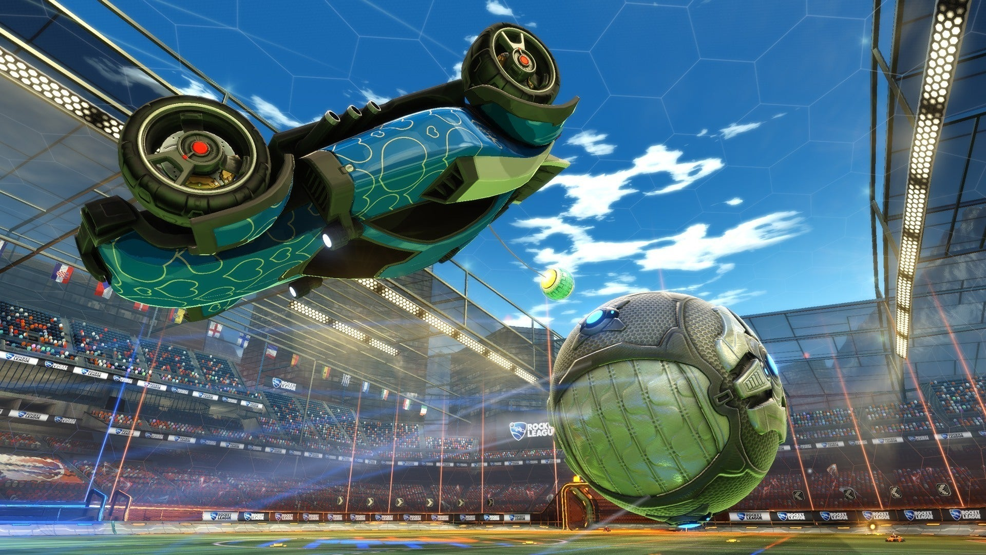 Cool Car Pc Wallpapers Rocket League Screenshots Pictures Wallpapers Pc Ign