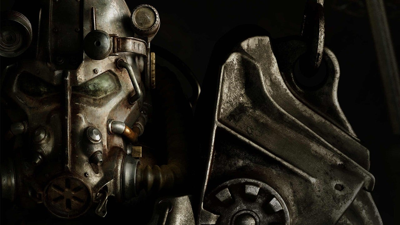 Creepy Fall Wallpaper Fallout 4 Review Ign