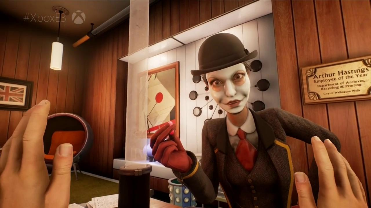 Disney Sally E3 2016: We Happy Few May Look Like Bioshock, But Is A