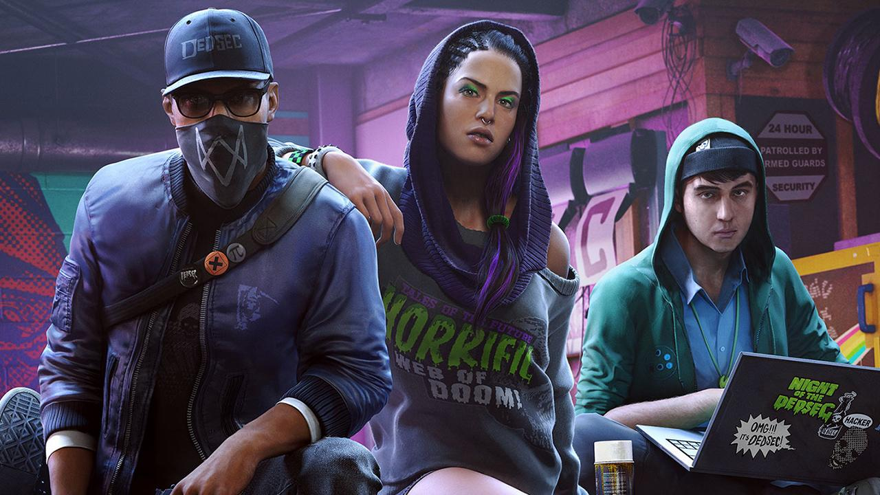 Anime Girl Wallpaper Hd Apk Watch Dogs 2 Review Ign