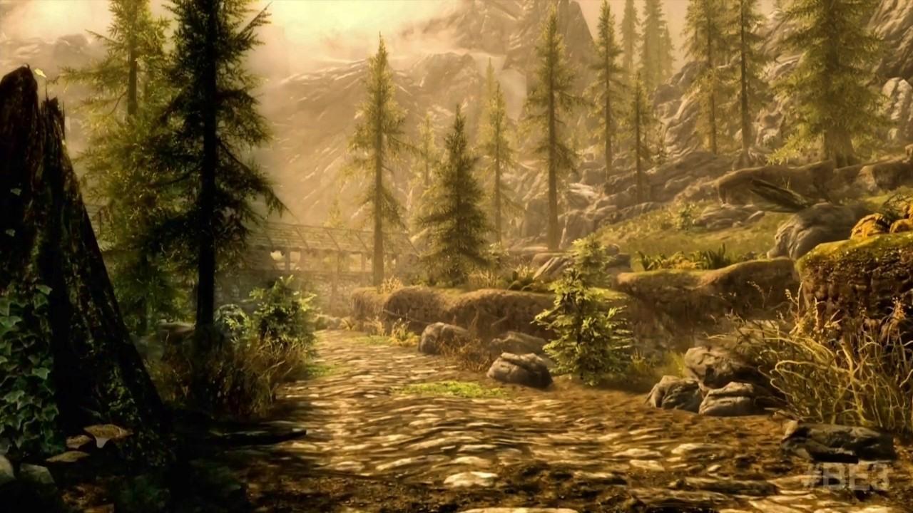 Destiny 2 Kings Fall Wallpaper The Elder Scrolls 5 Skyrim Special Edition Trailer Ign