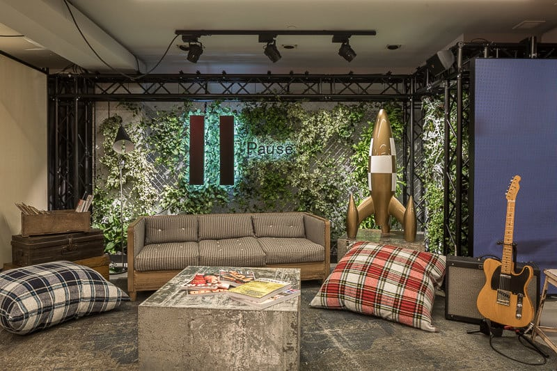 Furniture Stores South East Uk Inditex's Youth Brand Bershka Opens Pop-up In Soho