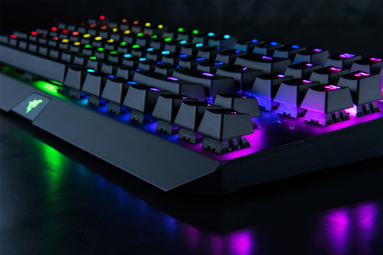Asus Rog Wallpaper Hd Razer Blackwidow X Tournament Edition Chroma Gaming Keyboard
