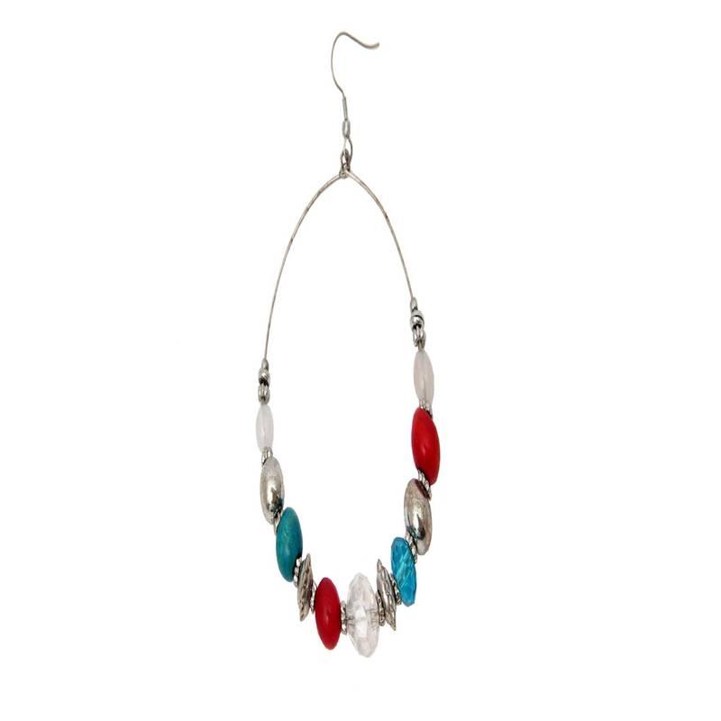 Buy Statement hoop earring for Women Online