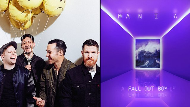 Mania Album Cover Fall Out Boy Wallpaper Fall Out Boy S Mania Everything We Know So Far