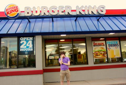Burger King employment - Thrillist