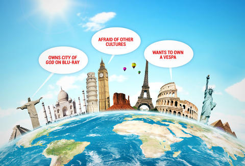 What Your Study Abroad City Says About You - Thrillist