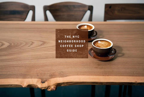 Best Coffee Shops In NYC By Neighborhood - Thrillist